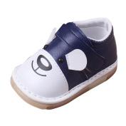 CYCTECH® Infant Baby Boy Girl Cartoon Leather Shoes Casual Flats Sneaker