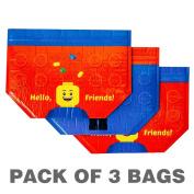 ZIPPER BAG for Brick Lunch Boxes Bento for Children Toddler Kids, Thermal Bag, Insulation Bag
