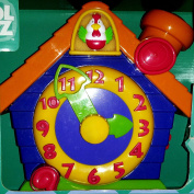 Kool Toyz Electronic Talking Clock