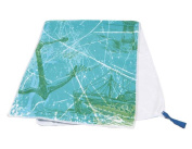 Creative Quick Drying Towel Practical Gym Wipes Sweat Towel, Light Green