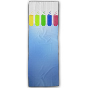 Beakers-and-test-tubes-clipart Work Yoga Mat