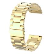 RTYou(TM) Metal Stainless Steel Watch Band For Garmin Fenix 3 / HR