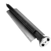 Vulcan Hart VULCAN HART 700871-A Burner W/Shield 20-3/4 W/Air Shutter For Vulcan Vccb Wolf Broiler Scb 241147