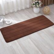 Hyun times Carpet Hall Entrance Foot Pad Bathroom Kitchen Stretch Waterproof Non-slip mat