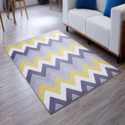 Hyun times Carpet geometric living room coffee table sofa bedroom model abstract Nordic mats