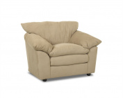Klaussner Heights Chair, Taupe