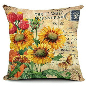 SUPPION Happy Halloween Pillows Cover Decor Pillow Case Sofa Waist Throw Cushion Cover(6 kinds of patterns)