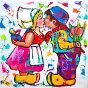 5D Diamond Painting-NACOLA People Pattern Crystals Painting Kits Arts For Home Decoration Cross Stitch Painting