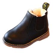 CYCTECH® Toddler Girl Boy Martin Boots Sole Anti-slip Casual Shoes