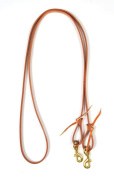 Fabtron Hand-Tied Harness Leather Roping Rein