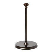 Umbra Modern Design Freestanding Paper Towel Holder – Elegant Bronze Finish - Heavy Duty to Pull Sheets with One Hand – Fits Most Tissue Paper Roll Sizes - Non-Slip Grip Base for Kitchen Counter tops