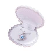 Lavany Women Ring Necklace Earring Box Velvet Gift Display Jewellery Case