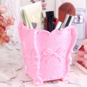 Tharv Makeup Case Brush Lipstick Mascara Pen Holder Cosmetic Organiser   Storage Box Container Sorting Box   10.5 x8.3cm