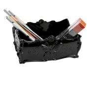 Tharv Makeup Case Brush Pen Holder Lipstick Cosmetic Rack Organiser  Thick Acrylic Storage Box Container Sorting Box   17x12x7cm