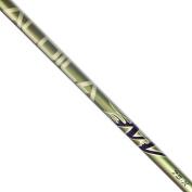 Aldila NV 75 X-Flex Shaft + TaylorMade SLDR / R15 / M1 Driver Tip + Grip