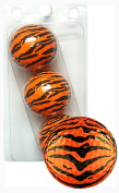 GBM Golf Animal Novelty 3 Ball Sleeve, Tiger