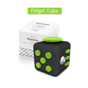 Fidget Cube cancellation cube relief Rubik's Cube toy Valentine gift dice type solid hexahedron dice gadget dice type uneasiness strain cancellation stress Fidget Cube relief bored cancellation goods
