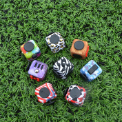 NEW design! The tool /6 side / dice to make toy / uneasiness strain relief Rubik's Cube / toy / holdings pocket game / concentration to cancel / stress-relieving cube / feeling awkward