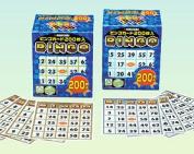 HAN-05363 bingo bingo card 200 toy Hanayama