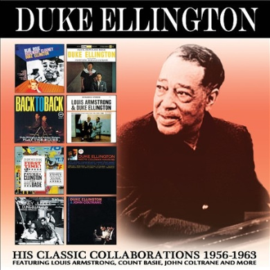 His Classic Collaborations: 1956-1963 [11/3]
