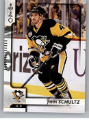 2017-18 O-Pee-Chee #435 Justin Schultz Pittsburgh Penguins
