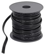Rockville R14G50MS-BK 15m Spool Marine Waterproof 14 AWG Speaker Wire