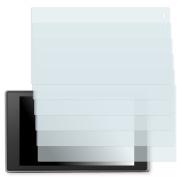 6x Golebo Anti-Glare screen protector for Garmin DriveLuxe 51 LMT