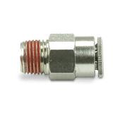 Pushfit Straight Connector 0.6cm Tubing