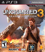 Uncharted 3 Drake's Deception (import version):