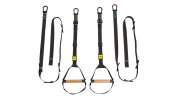 TRX Training - TRX Ultimate Pull Up/Dip Trainer, Ideal for Use In Cross-Fit Training to Help Increase Strength, Mobility, and Endurance