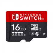 MicroSD card 16GB for Nintendo Switch