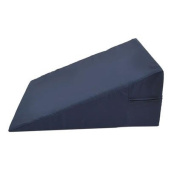 Living Health Products AZ-74-5113-07N 18cm . Convoluted Bed Wedge44; Navy