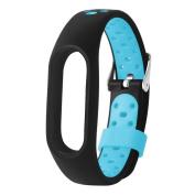 For Xiaomi Mi Band 2 Bands,UMFun Lightweight Ventilate Smart Wrist Strap Wristband For Xiaomi Mi Band 2