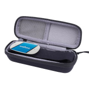 Hard Case for Wahoo TICKR/ TICKR X Heart Rate Monitor by Aenllosi