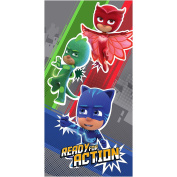 PJ Masks Ready for Action Towel