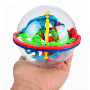3D Globe Ball Marble Puzzle