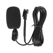 Mini Invisible GPS Locator Tracker Monitor Microphone Full Directivity Wired Microphone