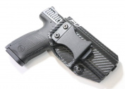 "Fierce Defender IWB Kydex Holster CZ P10c ""The Winter Warrior Series"" - Made in USA-"