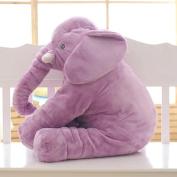Cartoon 65cm Large Plush Elephant Toy Kids Sleeping Back Cushion stuffed Pillow Elephant Baby Birthday Gift for Kids