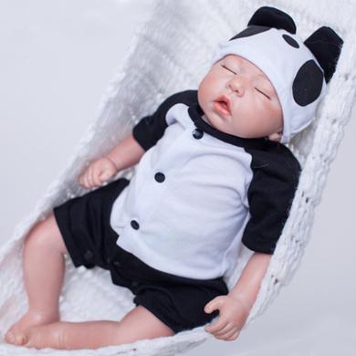 NPK 50cm reborn doll reborn baby doll lifelike soft silicone vinyl silicone doll children gifts
