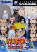 The NARUTO- naruto - fierce battle ninja Great War! 3 / GameCube afb