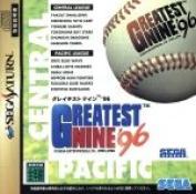 Greatest nine '96 / Sega Saturn afb
