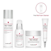 Medicube Red Line Full SET (Toner,Serum,Cream) / skin care set / Whitening / Wrinkle Repair / skin care / health & beauty
