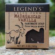 Madagascar Vanilla Goat Milk Soap - 150ml Bar