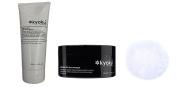 Kyoku for Men Facial Cleanser (large) + Lava Masque + Bonus Facial Buff!