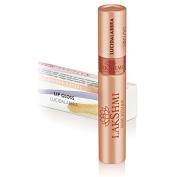 shiny peach lip gloss