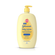 Johnson's Baby Shea & Cocoa Butter Lotion For Sensitive Skin, 800ml