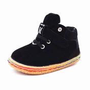 Leedford Kids Fashion Anti-skid Martin Boots Children Baby Boys Girls Fashion Casual Boots