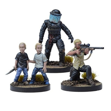 The Walking Dead: All Out War - Andrea, Prison Sniper Booster Wave III