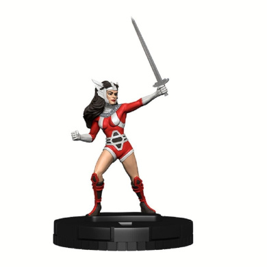 Marvel Heroclix The Mighty Thor #004 Sif complete with Card